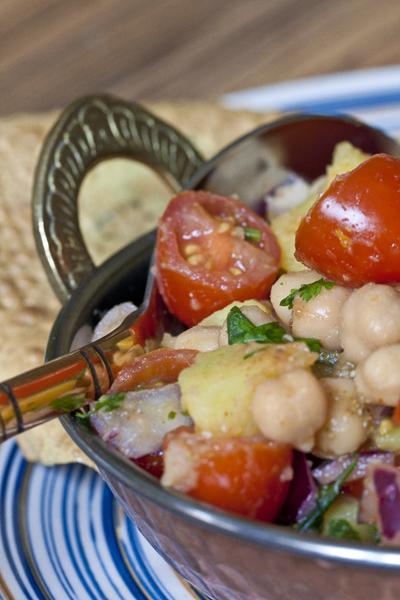 India kartuli-kikerhernesalat