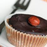 Maapähklivõi-šokolaadi korvikesed