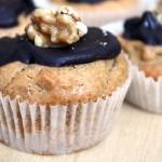 Muffinid maapähklivõiga