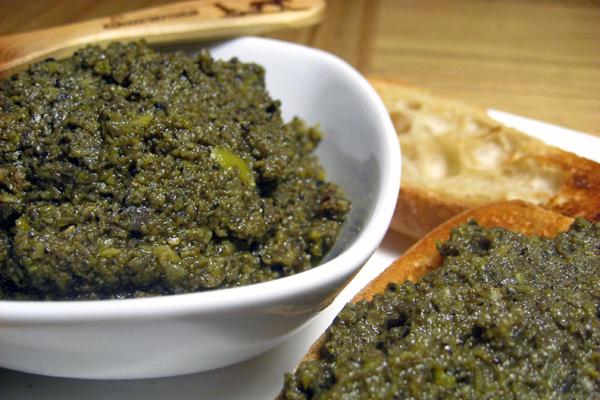 Tapenade (oliivipasta)