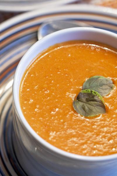 Kreemjas tomatisupp