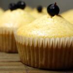 Vanilje-mandlimuffinid