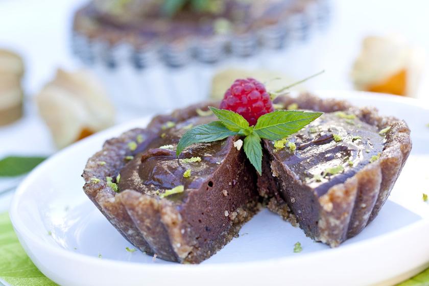 Toorvegan šokolaadikook
